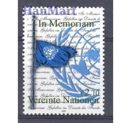 Znaczek Narody Zjednoczone Wiedeń 2003 Mi 405 Czyste **