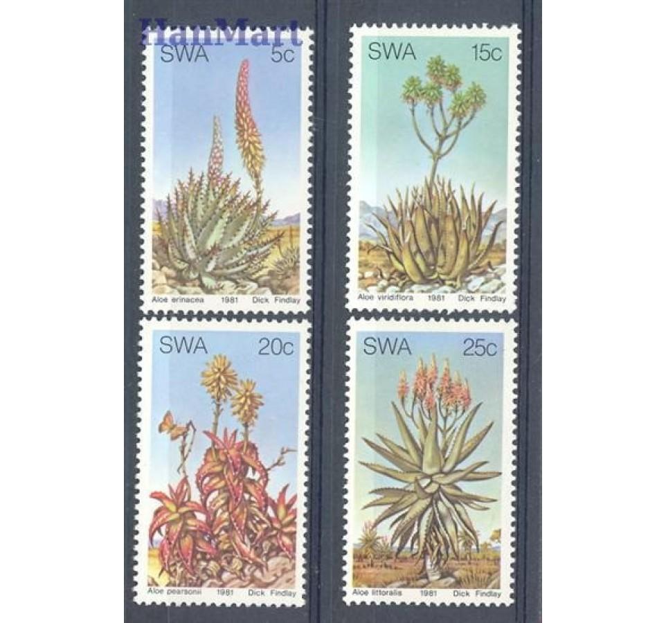 Namibia 1981 Mi 504-507 Czyste **