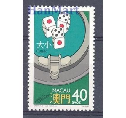 Znaczek Makau 1987 Mi 580 Czyste **
