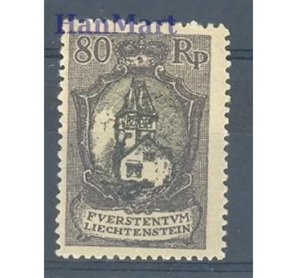 Znaczek Liechtenstein 1921 Mi 59 Czyste **