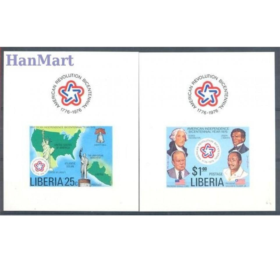 Liberia 1976 Czyste **