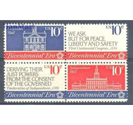 Znaczek USA 1974 Mi 1150-1153 Czyste **