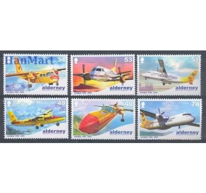 Znaczek Alderney 2008 Mi 339-344 Czyste **