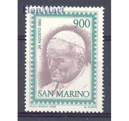 Znaczek San Marino 1982 Mi 1264 Czyste **