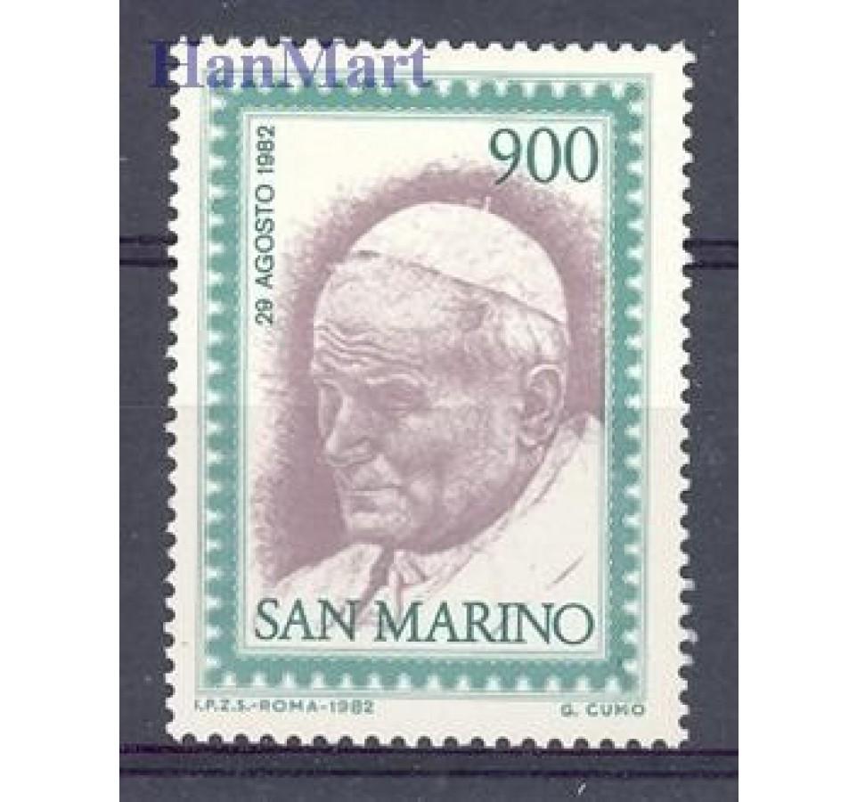 San Marino 1982 Mi 1264 Czyste **