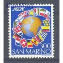 San Marino 1982 Mi 1265 Czyste **
