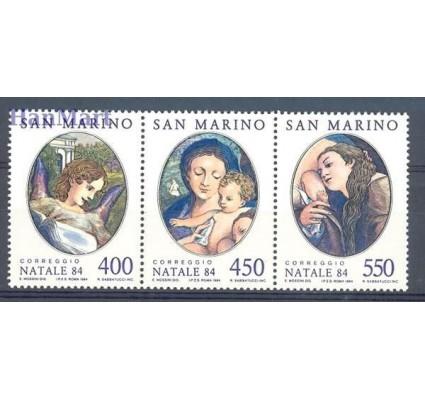 Znaczek San Marino 1984 Mi 1310-1312 Czyste **