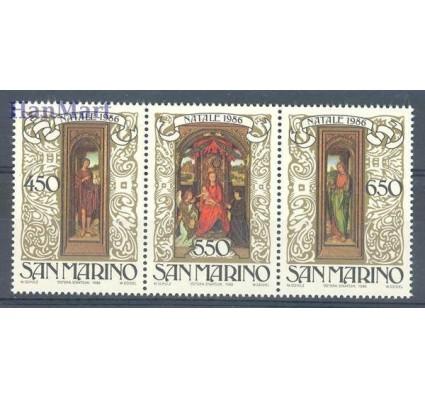 San Marino 1986 Mi 1351-1353 Czyste **