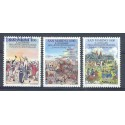San Marino 1989 Mi 1421-1423 Czyste **