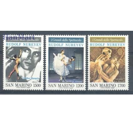 San Marino 1989 Mi 1424-1426 Czyste **