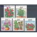 San Marino 1992 Mi 1503-1507 Czyste **