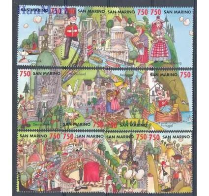Znaczek San Marino 1993 Mi 1539-1550 Czyste **