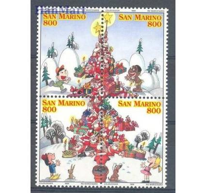 San Marino 1998 Mi 1806-1809 Czyste **