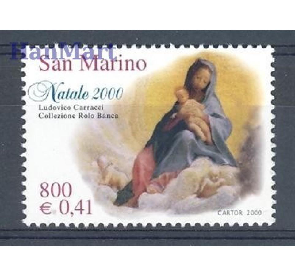 San Marino 2000 Mi 1929 Czyste **
