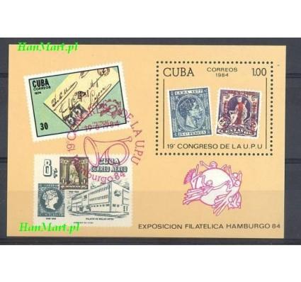 Znaczek Kuba 1984 Mi bl 83 Czyste **