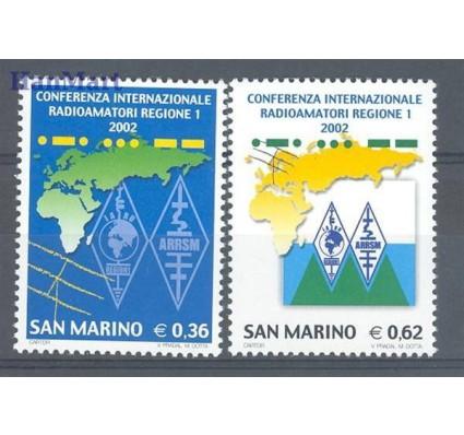 San Marino 2002 Mi 2030-2031 Czyste **