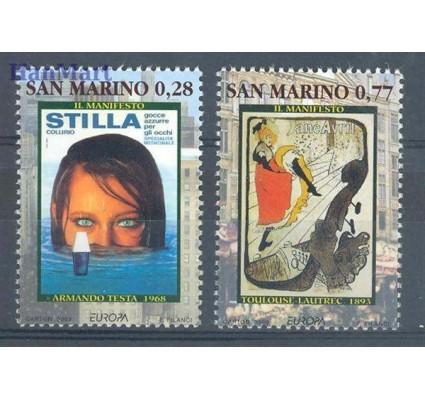 San Marino 2003 Mi 2085-2086 Czyste **