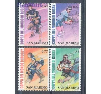 San Marino 2003 Mi 2109-2112 Czyste **