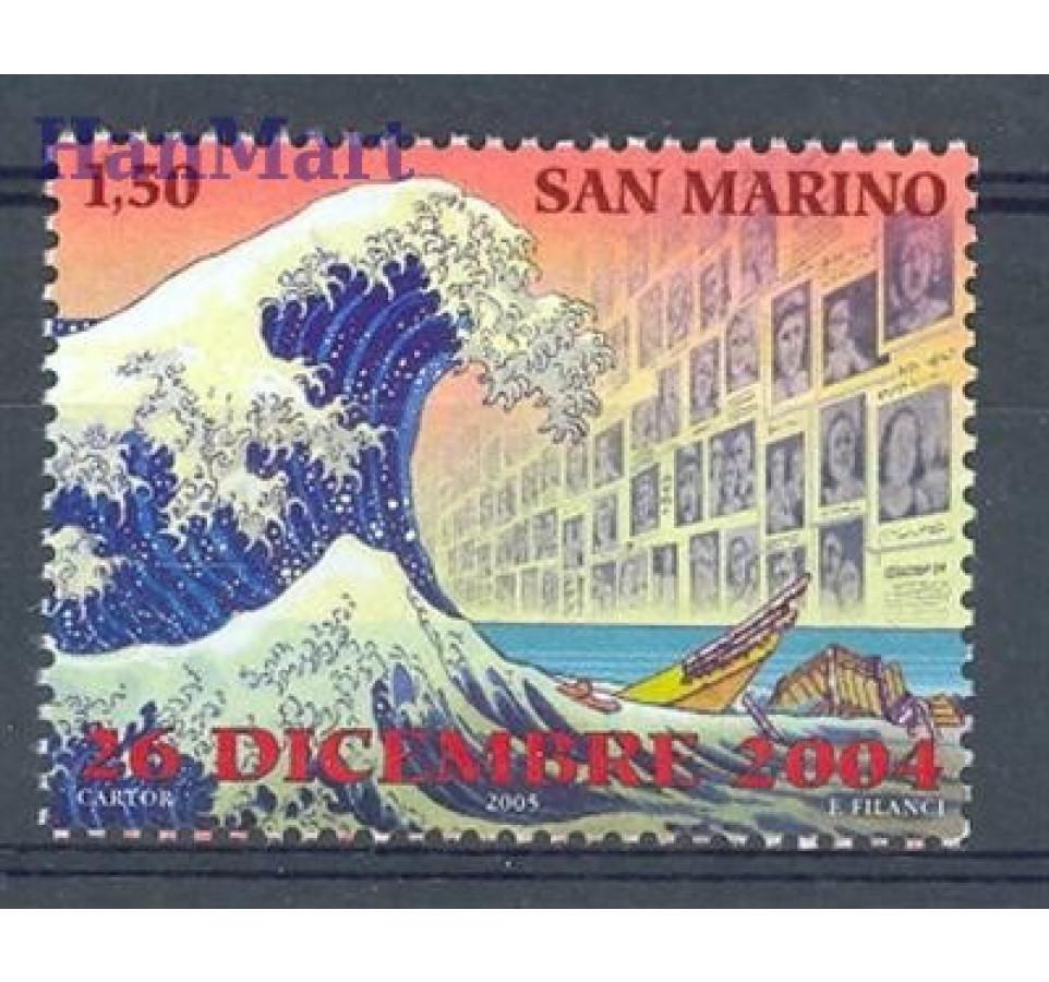 San Marino 2005 Mi 2182 Czyste **