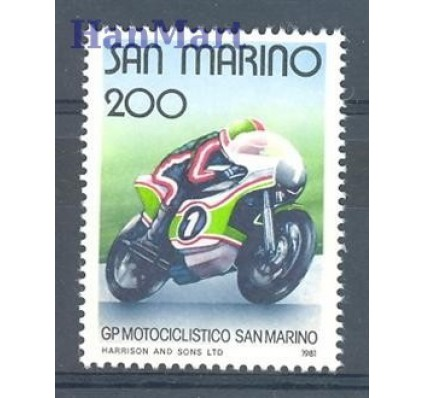 San Marino 1981 Mi 1236 Czyste **