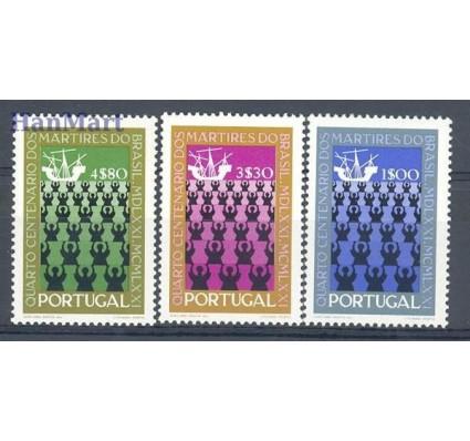 Znaczek Portugalia 1971 Mi 1149-1151 Czyste **