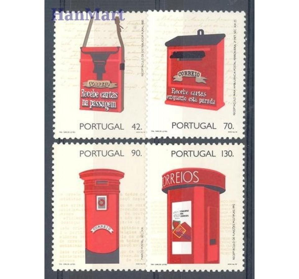 Portugalia 1993 Mi 1992-1995 Czyste **