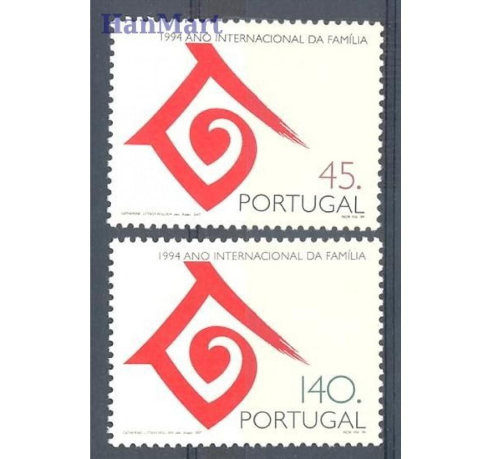 Portugalia 1994 Mi 2012-2013 Czyste **