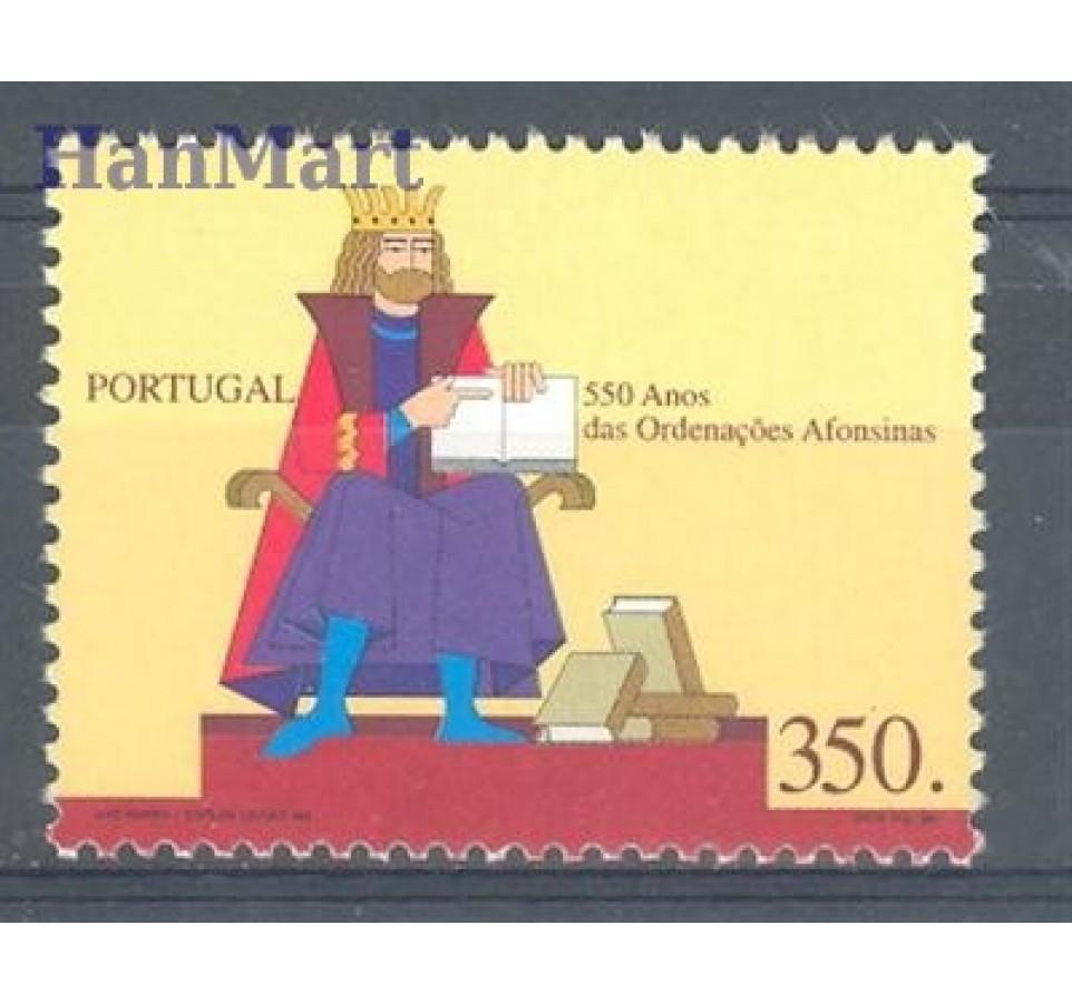 Portugalia 1996 Mi 2140 Czyste **
