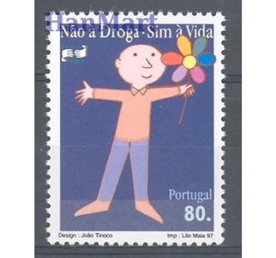 Portugalia 1997 Mi 2172A Czyste **