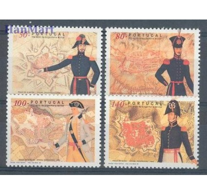 Portugalia 1998 Mi 2230-2233A Czyste **