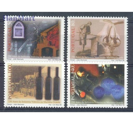 Portugalia 1998 Mi 2289-2292 Czyste **
