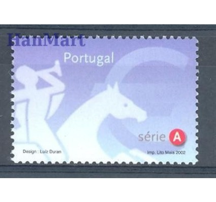 Portugalia 2002 Mi 2566 Czyste **