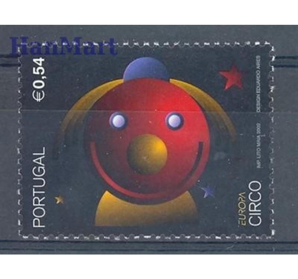 Portugalia 2002 Mi 2593A Czyste **