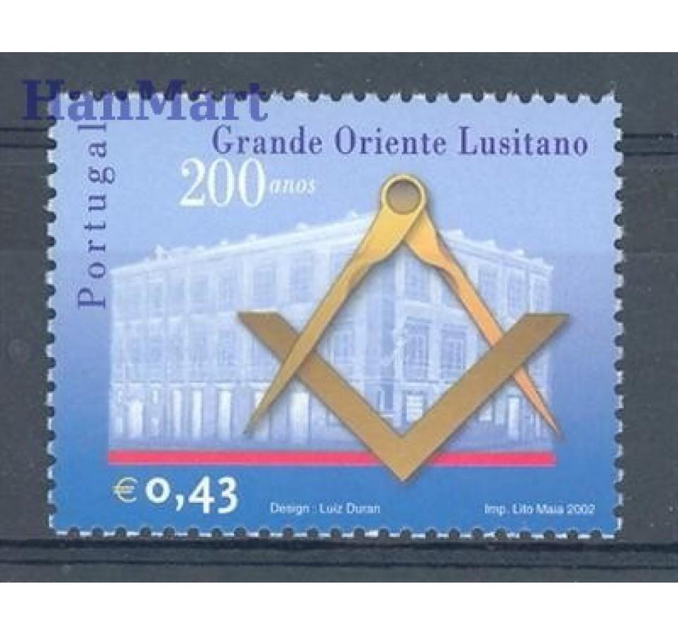 Portugalia 2002 Mi 2594 Czyste **