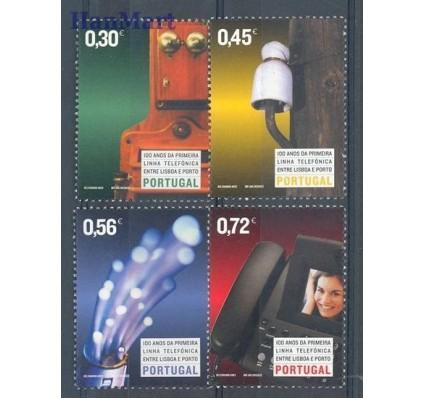 Portugalia 2004 Mi 2821-2824 Czyste **