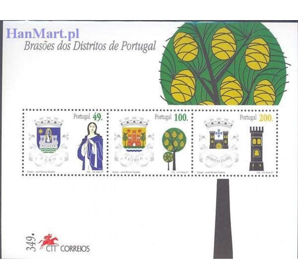 Portugalia 1997 Mi bl 129 Czyste **
