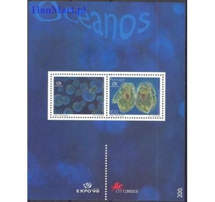 Portugalia 1998 Mi bl 135 Czyste **