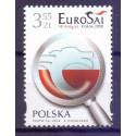 Polska 2008 Mi 4360 Fi 4210 Czyste **