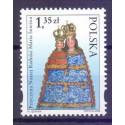 Polska 2008 Mi 4366 Fi 4216 Czyste **