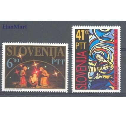 Słowenia 1992 Mi 32-33 Czyste **