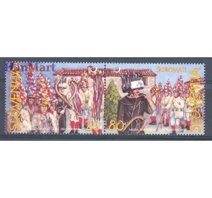 Słowenia 1999 Mi 252-253 Czyste **