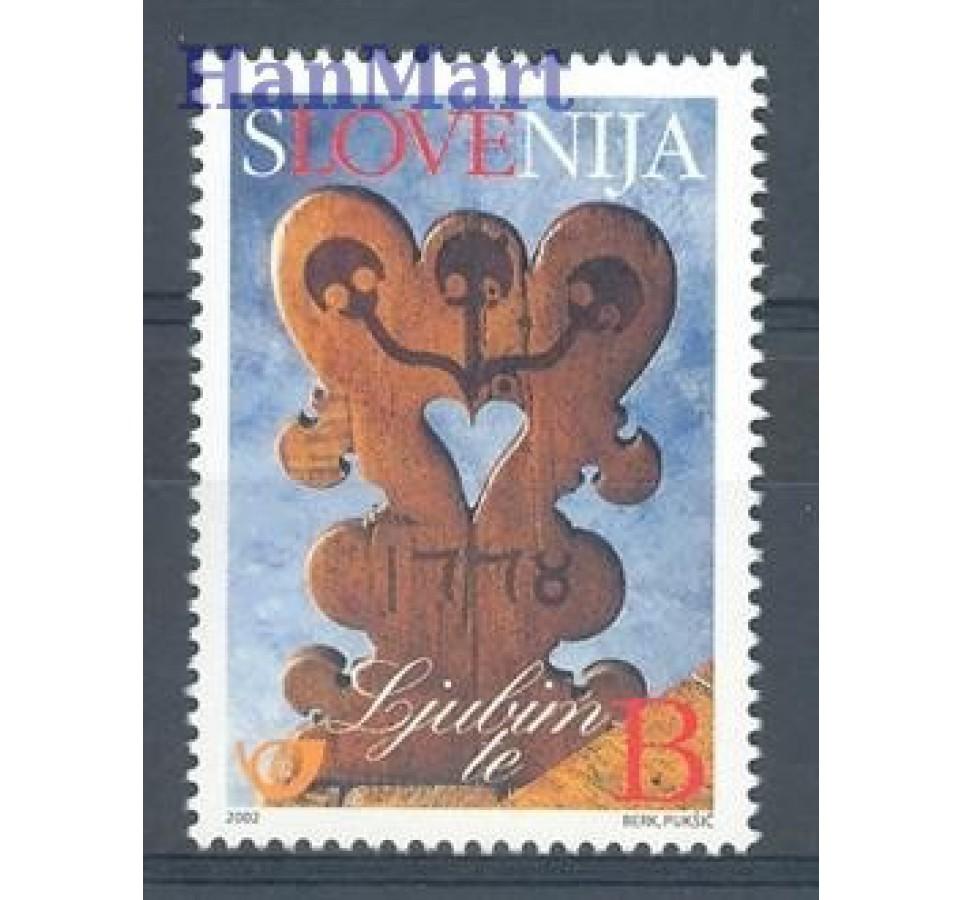 Słowenia 2002 Mi 377 Czyste **