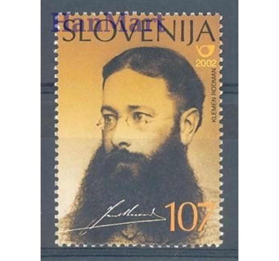 Słowenia 2002 Mi 381 Czyste **