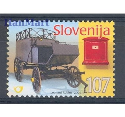 Słowenia 2005 Mi 538 Czyste **