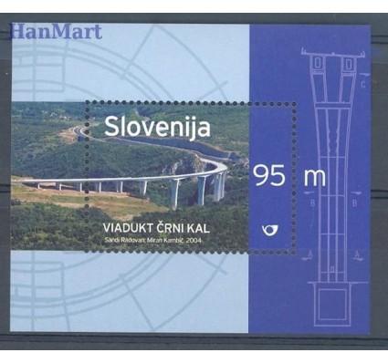 Słowenia 2004 Mi bl 19 Czyste **