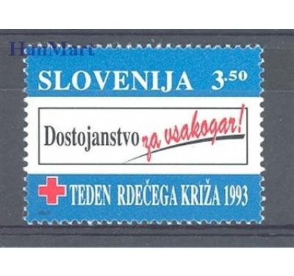 Słowenia 1993 Mi zwa 4 Czyste **