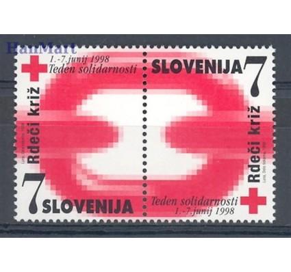 Słowenia 1998 Mi 16-17 Czyste **