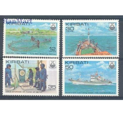 Znaczek Kiribati 1981 Mi 378-381 Czyste **