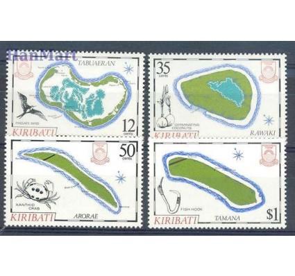 Znaczek Kiribati 1985 Mi 455-458 Czyste **