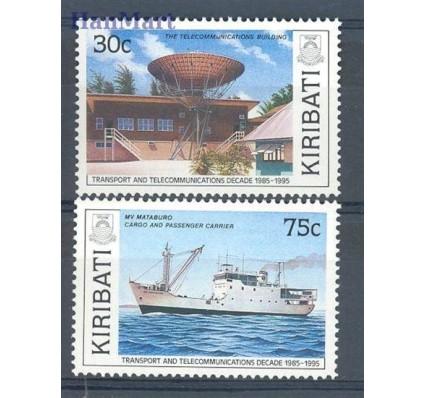 Znaczek Kiribati 1989 Mi 532-533 Czyste **